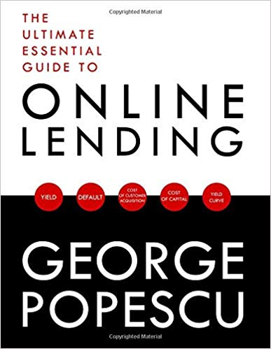 Book by George Alex Popescu: Online Lending: The Ultimate Essential Guide to